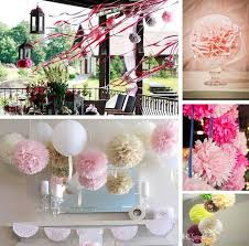 Tissue Paper Pom Poms Flower Balls 2019 Hot Sale Tissue Paper Pom Poms Paper Lantern Pom Pom Blooms Flower Balls 4 6 8 10 12 14 16 Inches From Yimi2017 14 77 Dhgate Com