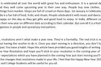 happy new year essay happy new year speech and essay for  735 x 383 735 x 383