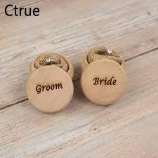 wedding ring box round solid wood ring box anniversary gift ring collection organizer ring bearer box malaysia senarai harga 2019