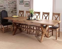 x leg dining table cau solid oak x leg extending dining table with x back chairs x leg dining table