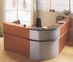 front office desks. Beautiful Desks Incredible Lshaped Office Desks Especially Minimalist Styles In Front