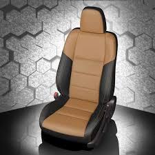 katzkin black tan leather interior seat covers fit 2016 2018 toyota rav4 xle for
