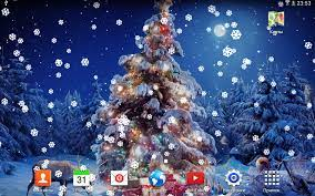 Free Live Xmas Wallpapers Android