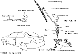 repair guides windshield wipers windshield wiper arms Rear Windshield Wiper Motor Wiring Rear Windshield Wiper Motor Wiring #78 rear wiper motor wiring