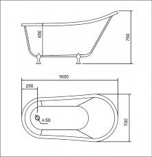 clawfoot tub dimensions. The Best 100 Small Clawfoot Tub Dimensions Image Collections M