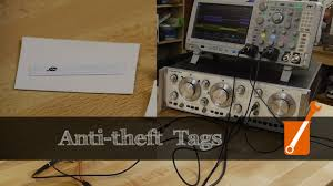 How anti-theft <b>tags</b> work - magnetostriction - YouTube