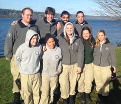 Welcome Americorps Nccc Team Gold Four Camp Fire Central Puget Sound