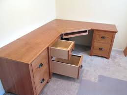 corner desk with filing cabinets cherry corner desk and file cabinets by john photo details these corner desk with filing cabinets