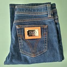 Authentic Dolce Gabbana Boot Cut Jeans