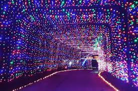 New Hampshire Speedway Holiday Lights Drive Through An Incredible Tunnel Of Lights In New Hampshire