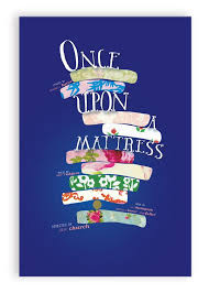 once upon a mattress broadway poster. Beautiful Upon Once Upon A Mattress By Katie Curtis Via Behance Throughout A Broadway Poster O