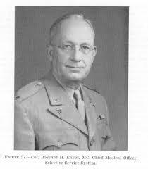 vtg 1940 50s simmons furniture metal medical. Richard H. Eanes, MC, Chief Medical Officer, Selective Service System. Vtg 1940 50s Simmons Furniture Metal I