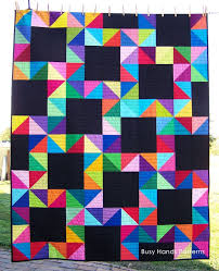 59 best Quilt Patterns For Sale images on Pinterest | Hand ... & Falling Stars, Quilt Pattern, PDF Quilt Pattern, Modern, Star, HST Quilt Adamdwight.com