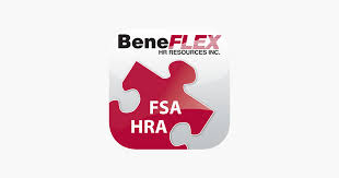 beneflexhr mobile on the app