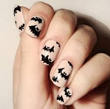 If You Hate Costumes, Try These Halloween Nail Art Ideas Instead ...