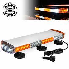 Signal Stat Light Bar 21 38w Emergency Amber White Led Strobe Magnetic Roof Mount Mini Led Light Bar