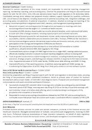 Controller Resume Example Examples Of Resumes