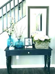 full size of fall entryway table ideas diy foyer round entry furniture wonderful best decorating good