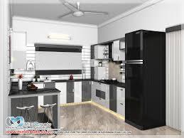 Model Kitchen contemporary model kitchen kerala model home plans 4405 by xevi.us