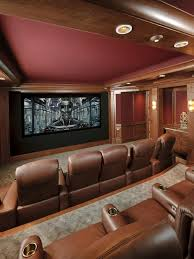 Home Basement Designs Mesmerizing I Would Love Something Like This For R New Media Room For The Home