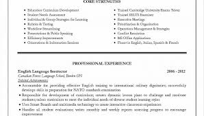 Resume Templates Nanny Template Examples For Best Position Of Re