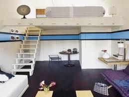 White Furniture Decorating Ideas For Studio Apartments Decobizzcom