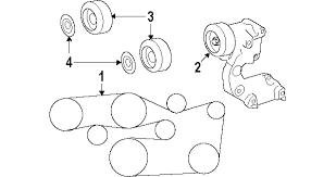 com acirc reg toyota sienna radiator components oem parts 2007 toyota sienna le v6 3 5 liter gas radiator components
