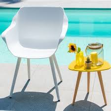 contemporary chair resin with