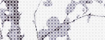 Paars Behang Traditioneel Behang Photowall
