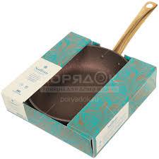 <b>Сковорода</b> с антипригарным покрытием <b>Нева Металл Посуда</b> ...