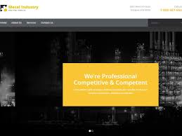 Free Html5 Website Templates Mesmerizing 48 Free HTML48 Website Templates