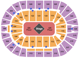 Metallica Seating Chart Metallica Tulsa Tickets Metallica 1 18 19 Bok Center Tickets