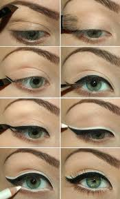 how to use eyeliners for green eyes makeup tricks by makeup tutorials at makeuptutorials 12 best makeup tutorials for green eyes