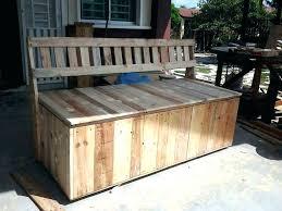 diy planter box with bench seat amazing modern storage brilliant garden outdoor back white wooden gard