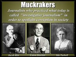 Mulcahy Mr The Progressive Era