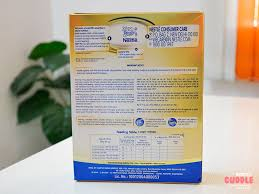 Nan Pro 1 Dosage Chart Review Nan Pro Stage 1 Infant Formula Powder For Newborns