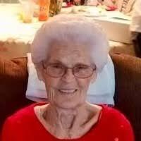 Obituary for Myrtle Marie Matthews   Whinery-Huddleston