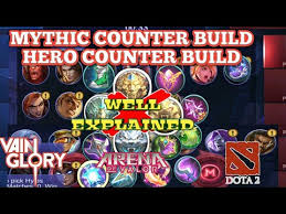 League Of Legends Counters Chart How Pro Pick Item Ml Item Pick Guide Mobile Legends Bang Bang