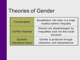 gender stratification essay functionalist gender more informationpresentation quot chapter gender chapter outline defining sex and presentation quot chapter gender