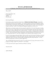 Bunch Ideas Of Sample Cover Letter For Healthcare Manager Position