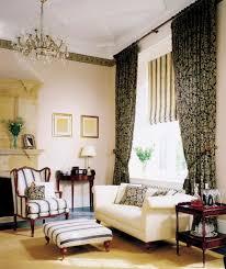 Traditionallivingroomwindowtreatments  Living Room Window Traditional Living Room Curtains