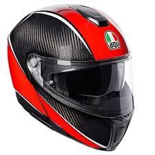 Agv Sport Modular Mono Helmet In Matt Carbon