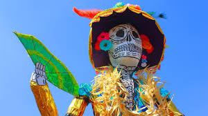 thanksgiving traditions day of the dead