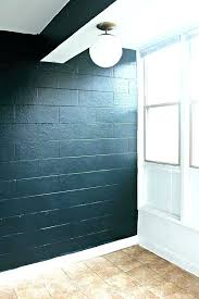 interior cinder block wall covering concrete basement wall ideas painting interior cinder block walls ideas for