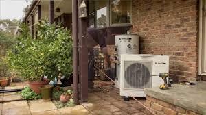Heatpump Installation Tck Solar Sanden Heat Pump Installation Video Youtube