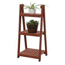 outdoor etagere plant stand designs