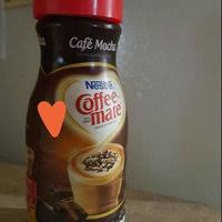 nestlé coffee mate cafe collection coffee creamer cafe mocha uploaded by kimberly d