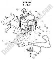 bad boy mower parts related keywords suggestions bad boy mower bad boy mower parts 2016 maverick engine kawasaki fs 730v diagram