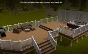 Backyard Deck Design Classy 48 Top Online Deck Design Software Options In 48 Free And Paid