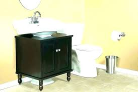 pedestal sink storage solutions pedestal sink organizer under bathroom storage sinks cabinet solutions